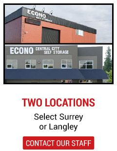 two locations - select surrey or langley - contact our staff | locations